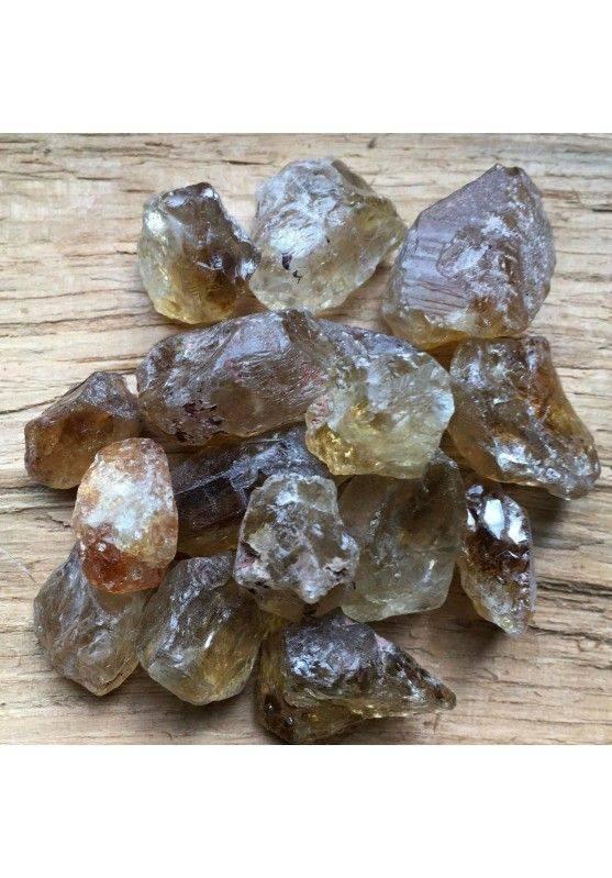 CITRINE Quartz Rough Authentic MINERALS Crystal Healing Chakra Reiki A+-1