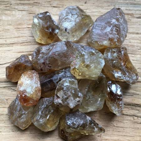 CITRINE Quartz Rough Authentic Crystal Healing A+ [Pay Only One Shipment]-1