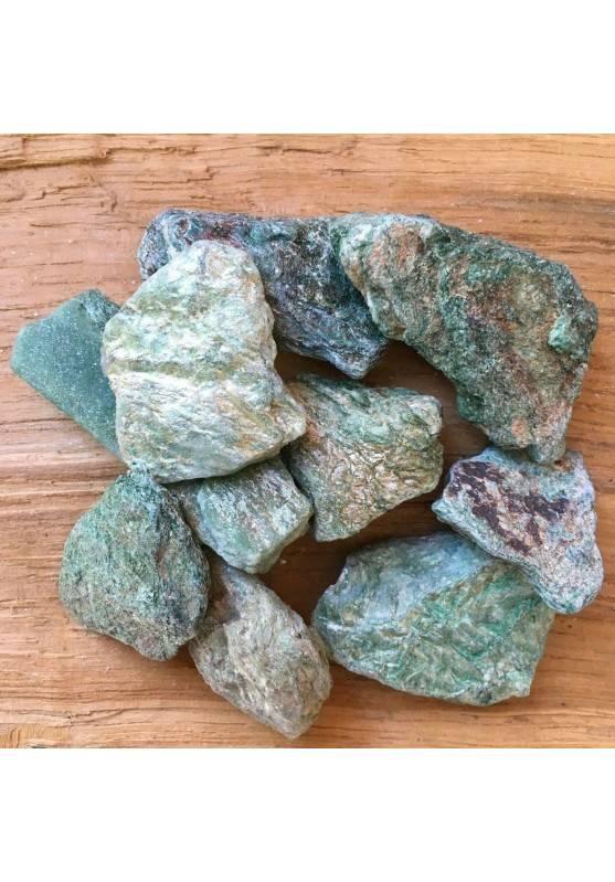 FUCHSITE GREZZA Minerali Cristalloterapia Chakra A+[ Rough Fuchsite Raw Stone-1