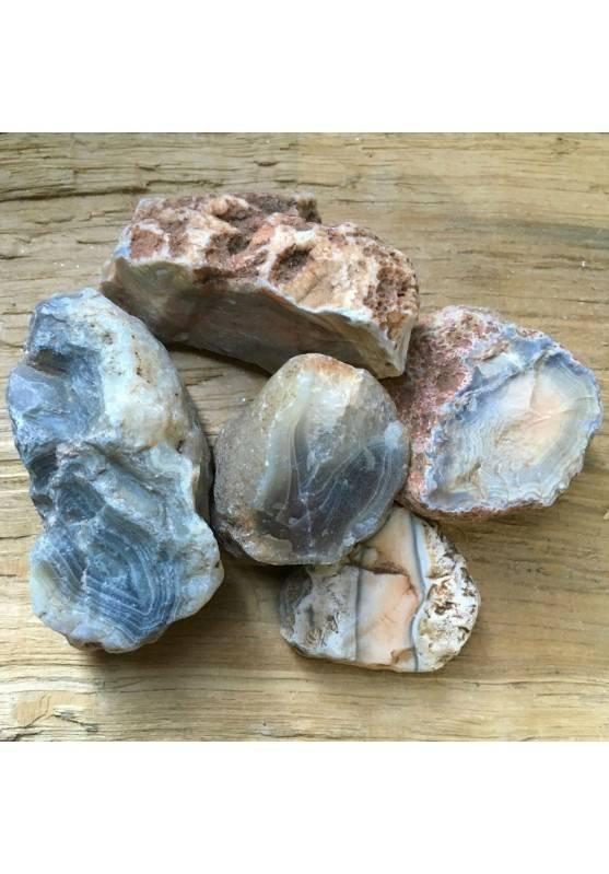 Rough Botswana Agate Quality A+ MINERALS Crystal Healing Gift Idea Chakra Reiki-1