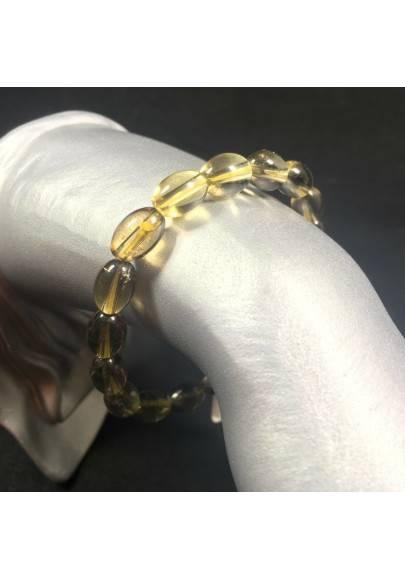 SMOKED QUARTZ Bracelet High Quality - CAPRICORN SAGITTARIUS Zodiac A+-1