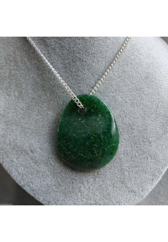 Leaf in Lepidolite Pendant Necklace Crystal Healing Reiki Chakra Feng Shui-1
