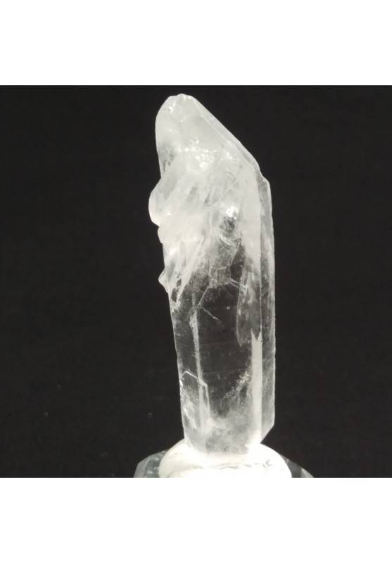 MINERALS * Double Terminated Quartz Gemstone Rough Crystal 22.1g-1