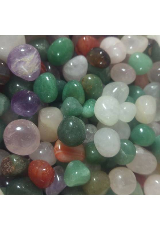 Mixed Mini Tumbled Stones 100gr Crystal Chakra MINERALS Crystal Healing-1