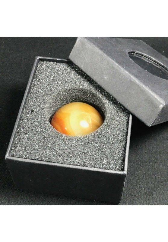 MINERALS * Wonderful Carnelian AGATE Sphere Crystal Crystal Healing−3