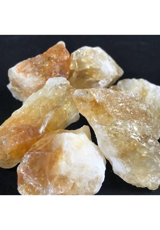 CITRINE Quartz Rough Crystal MINERALS Crystal Healing 3° Chakra A+ 35-45g-1