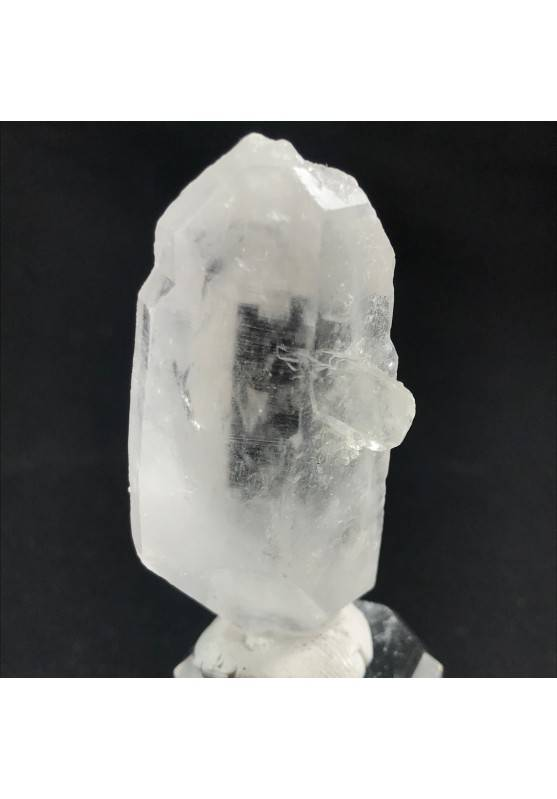 MINERALS *Double Terminated Clear QUARZ Rough Crystal Healing Reiki A+ 46g-1