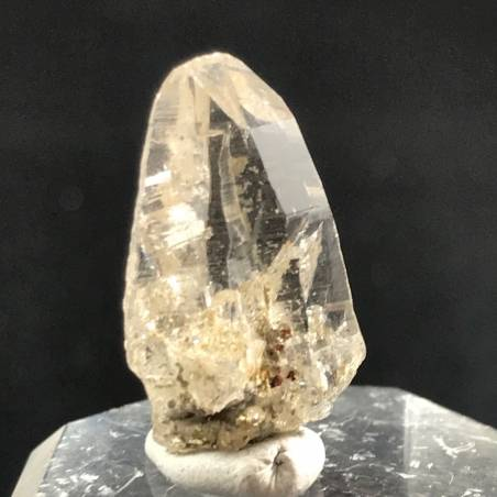 EXTRA Pure Rough KUNZITE Point RARE Piece Crystal MINERALS Crystal Healing 2.5g-2