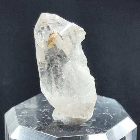PUNTA di KUNZITE GREZZA PURISSIMA Cristallo Minerale Zen Cristalloterapia 4.6g-1