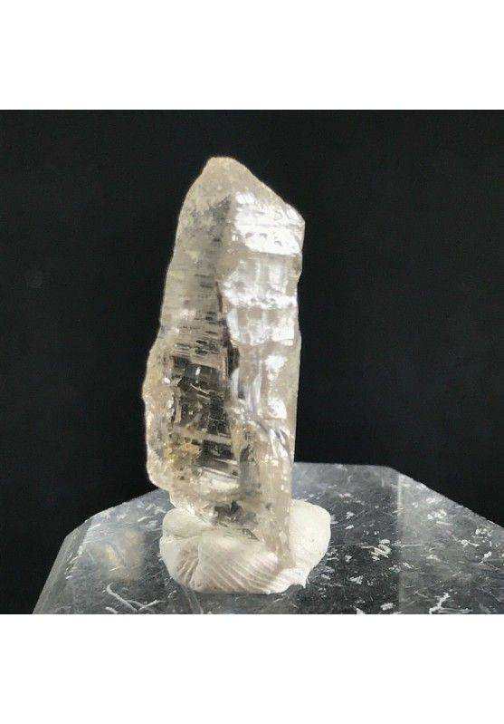 EXTRA Pure Rough KUNZITE Point RARE Piece Crystal MINERALS Crystal Healing 3.0g-2