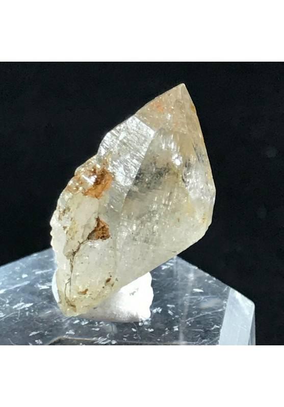 PUNTA di KUNZITE GREZZA PURISSIMA Cristallo Minerale Zen Cristalloterapia 3.7g-1