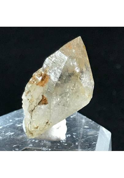 EXTRA Pure Rough KUNZITE Point RARE Piece Crystal MINERALS Crystal Healing 3.7g-1