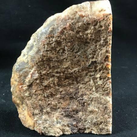* Minerali * FERMACARTE in AGATA NATURALE Marrone da Collezionismo A+Fermafogli-5