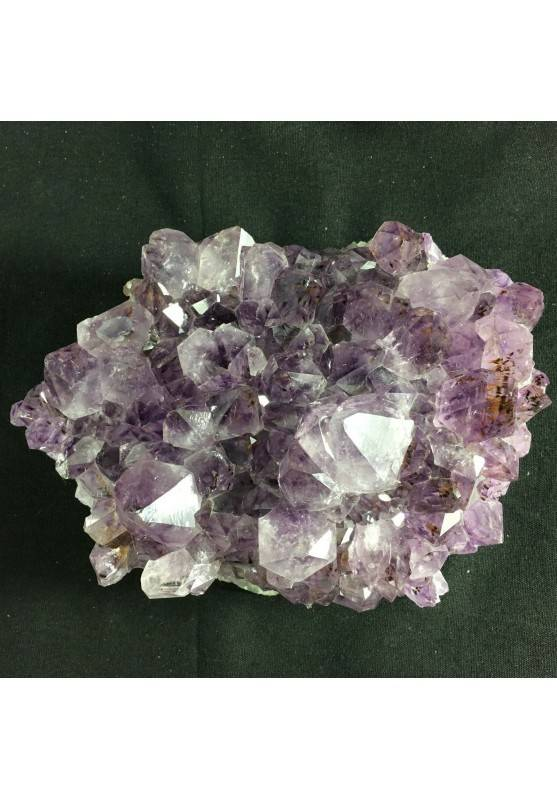MINERALS * AMETHYST Druzy Cluster Crystal URUGUAY Very High Quality! 925g-1