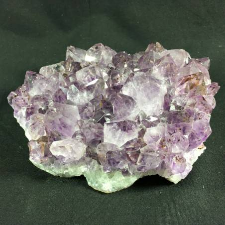 MINERALS * AMETHYST Druzy Cluster Crystal URUGUAY Very High Quality! 925g-2