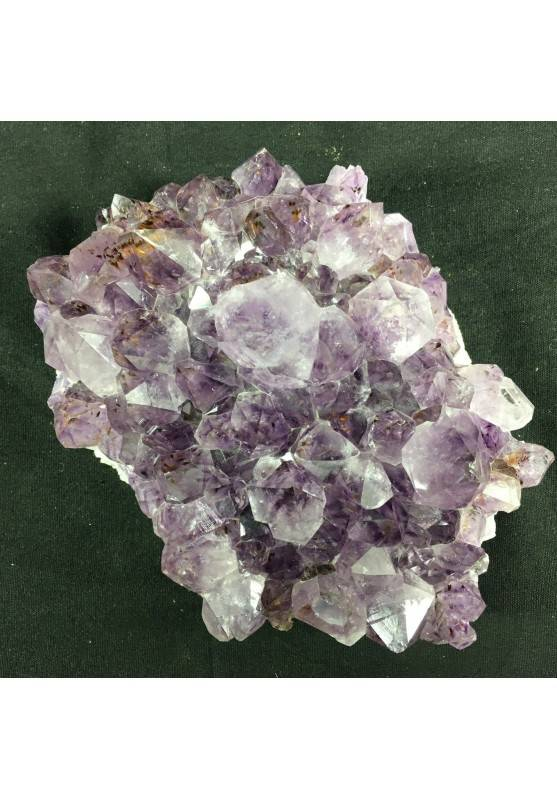 MINERALS * AMETHYST Druzy Cluster Crystal URUGUAY Very High Quality! 925g−3