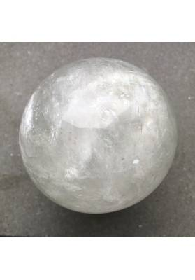 MINERALS * Wonderful ELLIPSE SPHERE in CALCITE Crystal Healing Very High Quality A+-2
