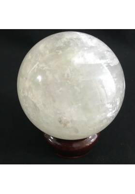 MINERALS * Wonderful CALCITE SPHERE Crystal Healing - Very High Quality A+-2