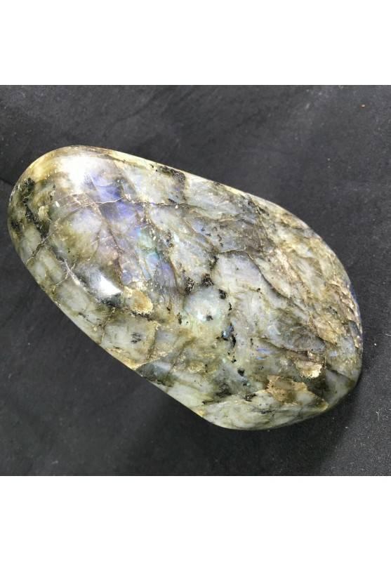 MINERALS * Wonderful LABRADORITE Specimen Crystal Healing Quality A+−3