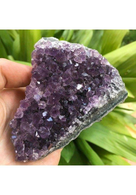 MINERALS * BOX of Uruguay AMETHYST High Quality - One KILO+ ONLY 140€−3