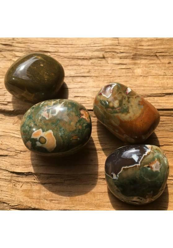 Rhyolite Tumbled Stone Gemstone Crystal Healing High Quality MINERALS Chakra Reiki A+-1