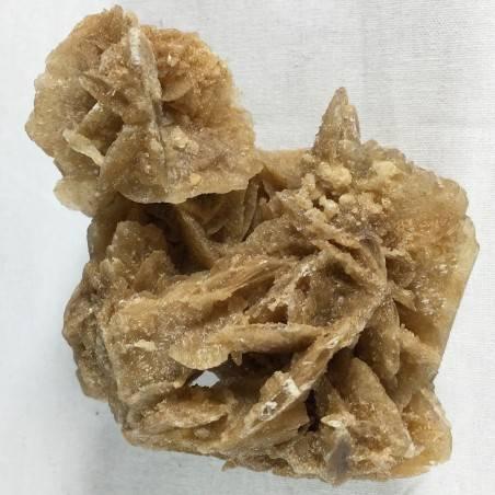 Selenite DESERT ROSE Sand Tunisia Minerals 169g 72x92mm MINERALS Chakra Quality A+-1