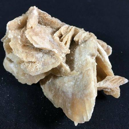 Selenite DESERT ROSE Sand Tunisia Minerals 157g 74x90mm Wonderful Reiki Chakra A+-2