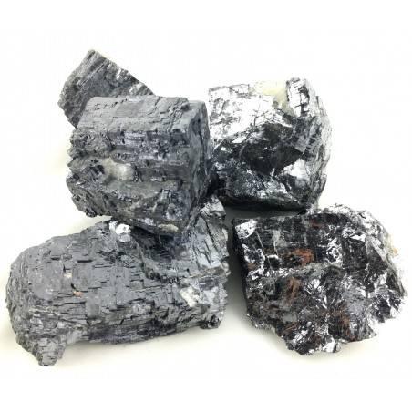 Rough GALENA JUMBO Iron Crystal Healing Specimen One Piece Stone Minerals-1