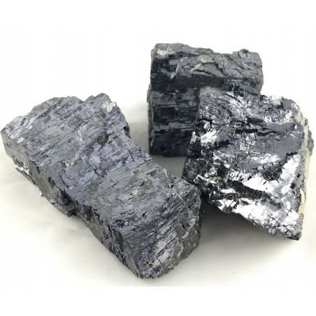 Rough GALENA JUMBO Iron Crystal Healing Specimen One Piece Stone Minerals-2