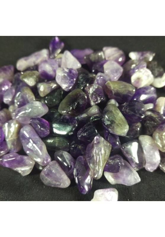 Mignon Tumbled AMETHYST 100g High Quality Tumble Stones MINERALS Crystal Healing-1