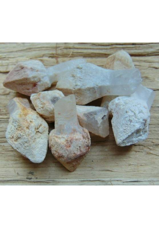 Scepter QUARTZ Crystal Healing MINERALS RoughA+ [Pay Only One Shipment]-1