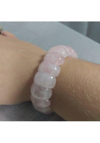 Rose Quartz Bracelet High Quality' Bracelet LOVE Rose Quarz Bracelet A+-1