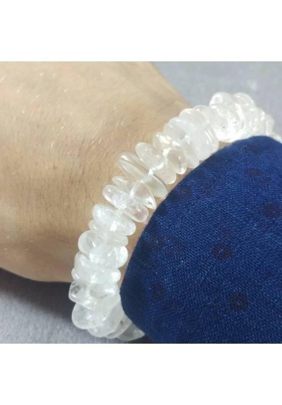 Hyaline Quartz Clear Chips Bracelet UNISEX Hyaline Quartz Bracelet-1