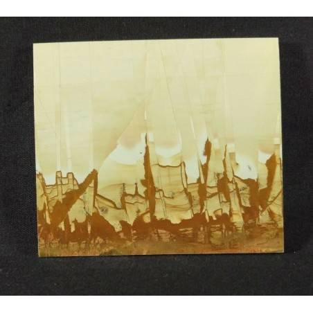 Pietra PAESINA di Firenze CM7,0 PICTURE STONES of Florence BEST HIGH QUALITY−3