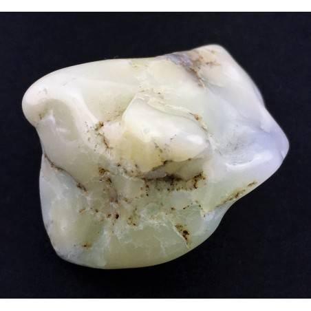 Green Chrysoprase Tumbled Stone BIG Western Australia Crystal Healing Chakra Zen-3