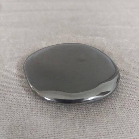 Lucid Hematite Plate High Quality' Palmstone MINERALS Crystals Reiki Zen−3