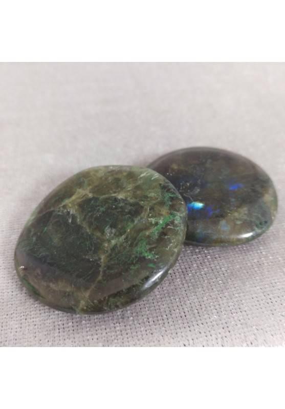 Piastra In Labradorite Saponetta Minerali Cristalli Reiki Cristalloterapia-1
