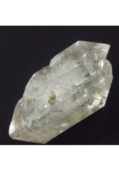 MINERALS * Herkimer Diamond Double Terminated Hyaline Quartz A+ 41gr-1