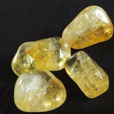 Quarzo Citrino Punta Grezzo Minerale Cristalloterapia PAGHI UNA SOLA SPEDIZIONE