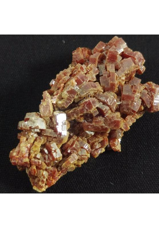 * Minerali * Cristalli di Vanadinite 28x44x18 mm Marocco Collezionismo Grezzi A+-1