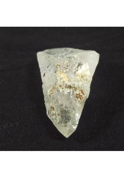 * Minerali * Punta Grezza di KUNZITE Collezionismo Cristalli Campione RARO 35x20-1